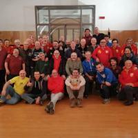 """Torneo old subbuteo Montefalco, Coppa """"oltre Cortina"""" 2019 [FOTO]"""