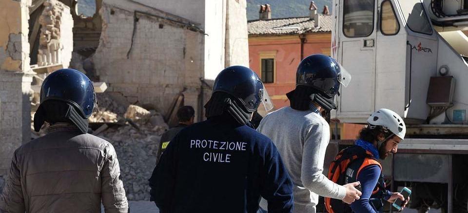 gestione associata della funzione di Protezione Civile