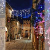 """Torna a Montefalco dall'8 dicembre al 6 gennaio la rassegna natalizia """"C'era una volta… a Natale"""""""