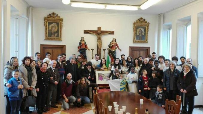 Azione cattolica Foligno un popolo numeroso in questa città