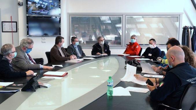 Firmato accordo ambulatorio mobile per tamponi Covid-19