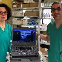 Macchinari salvavita donati alla Terapia Intensiva di Foligno