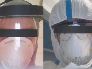 Un giovane dottore folignate a Parma tra i medici nella lotta al covid-19