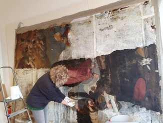 Arte & Turismo, l'opera di Andrea Camassei torna all'antico splendore