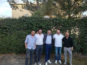 Foligno calcio e i vicepresidenti, Salari, Mezzenga, Armillei e Cuccaga