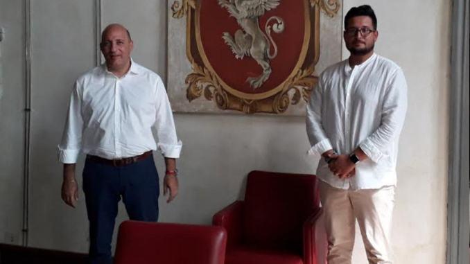Il presidente Lorenzo Schiarea ha incontrato omologo di Perugia, Arcudi