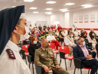 Sede Regionale Protezione Civile Croce Rossa Italiana inaugurata a Foligno
