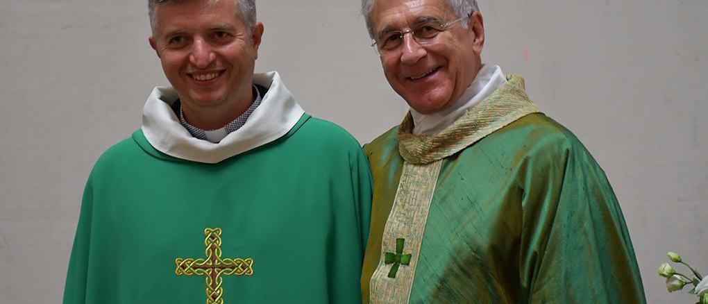Gualdo Cattaneo e Pomonte: ingresso del nuovo parroco don Giovanni Cocianga