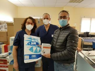 Fondazione Valter Baldaccini, un Natale accanto all'Ospedale di Foligno