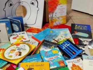 Nidi d'infanzia Comune di Foligno, tanti libri per i più piccoli