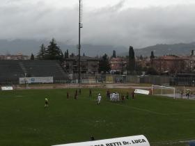 Foligno-Flaminia, al Blasone termina 3-1in favore dei Falchetti
