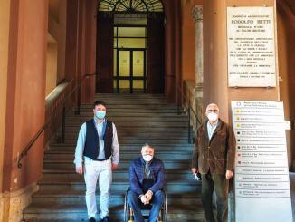 Foligno: Sicurezza sindaco Zuccarini ricevuto dal prefetto Gradone