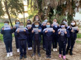 Porta mascherine in regalo, dal Csi Foligno alle scuole del territorio