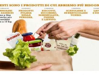 Trevi: Al conad superstore di piazza Umbria torna la spesa sospesa