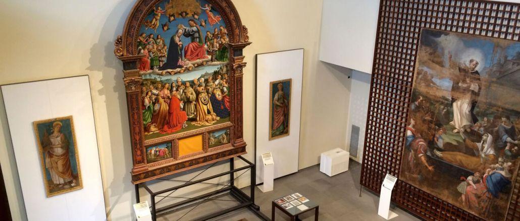 Trevi, riaprono Complesso Museale San Francesco e Biblioteca Comunale