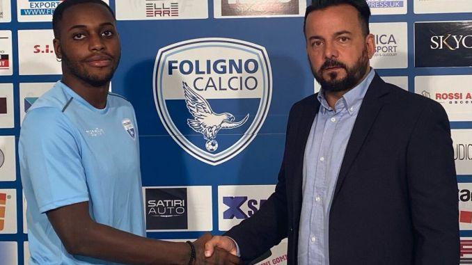 Foligno Calcio ha tesserato nuovo calciatore, Lamine N'Diaye Massouba