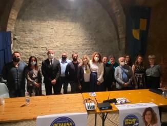 Bevagna Riparte, incontri per la presentazione del programma elettorale con candidato sindaco Elisa Fioroni Torrioni e la sua squadra