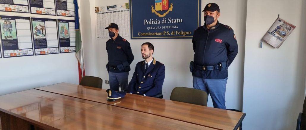 Stroncato spaccio di droga a Foligno, presi tre stranieri, vendevano eroina