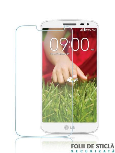 Folie din sticla securizata pentru LG G2 Mini