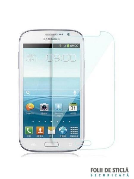 Folie din sticla securizata pentru Samsung Galaxy Grand Neo