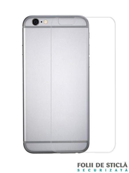 Folie din sticla securizata pentru iPhone 6/6S - Spate