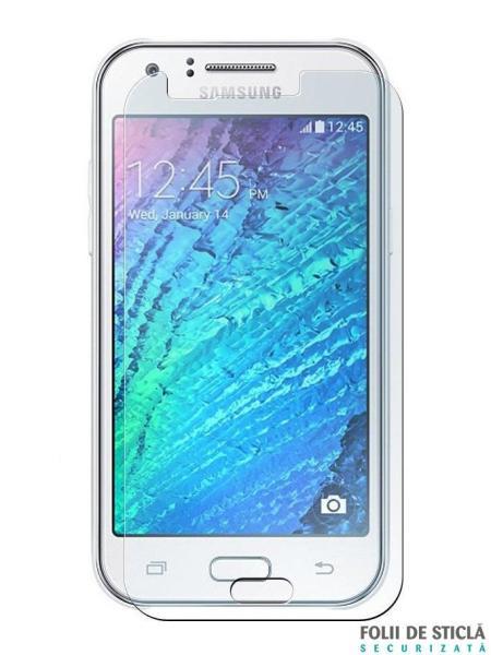 Folie din sticla securizata pentru Samsung Galaxy J1