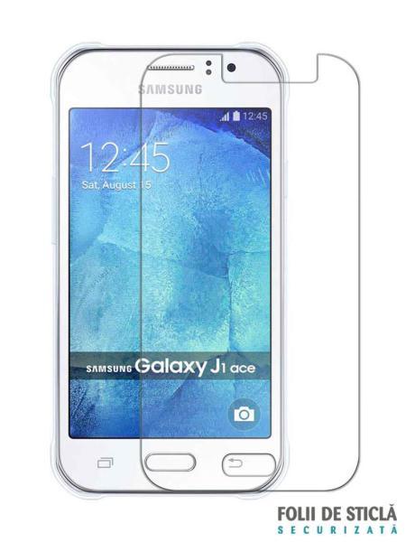 Folie din sticla securizata pentru Samsung Galaxy J1 Ace