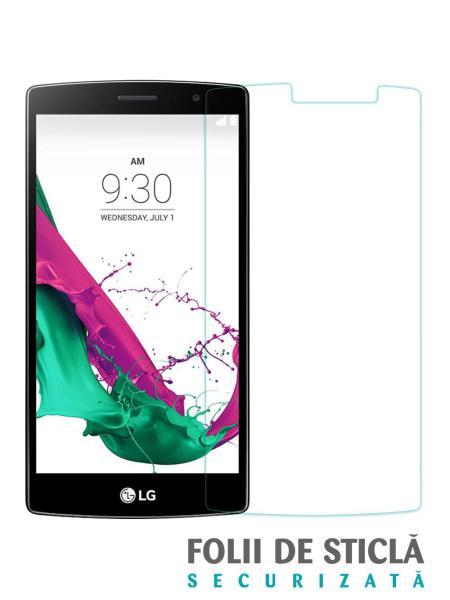 Folie din sticla securizata pentru LG G4 Beat