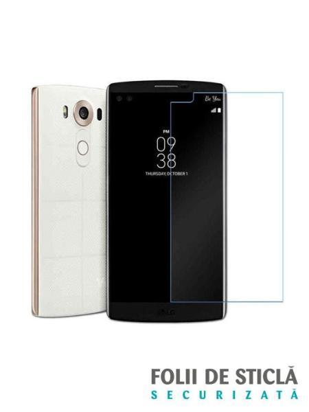 Folie din sticla securizata pentru LG V10
