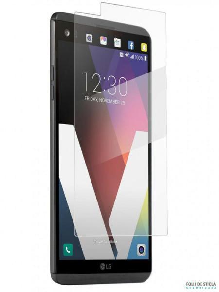 Folie din sticla securizata pentru LG V20