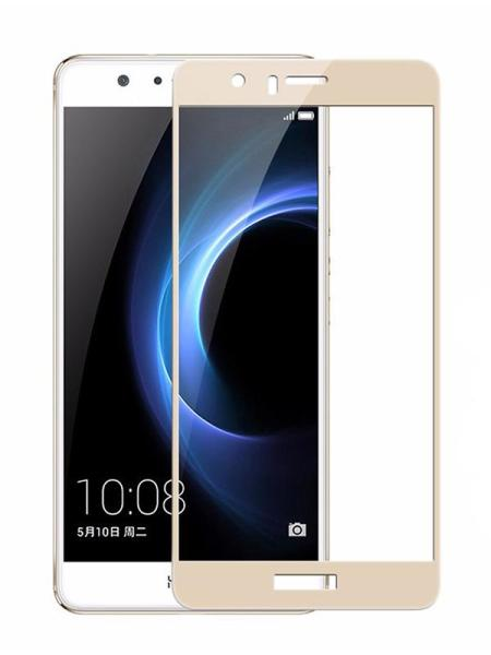 Folie Fullscreen 2.5D din sticla securizata pentru Huawei Honor 8 GOLD