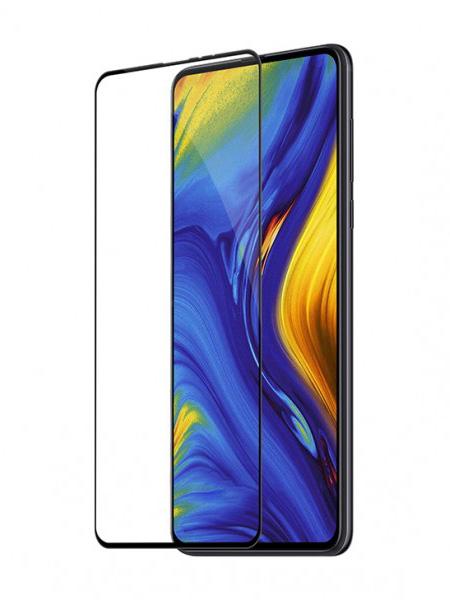 Folie Fullscreen 9D din sticla securizata pentru Xiaomi Mi Mix 3 - FULL GLUE