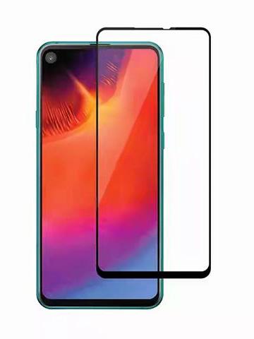 Folie Fullscreen 9D din sticla securizata pentru Samsung Galaxy A8s - FULL GLUE