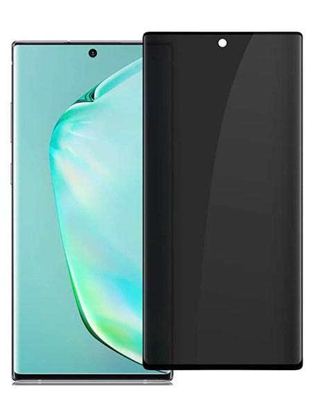 Folie PRIVACY curbată 3D din sticlă securizată pentru Samsung Galaxy Note20 Ultra