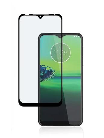 Folie Fullscreen 9D din sticla securizata pentru Motorola One Macro - FULL GLUE