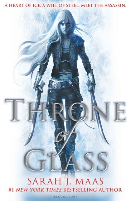 Throne of Glass – Sarah J. Maas – Folio