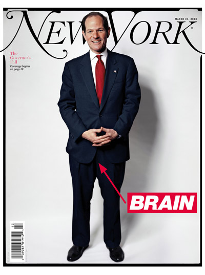 Spitzer New York cover