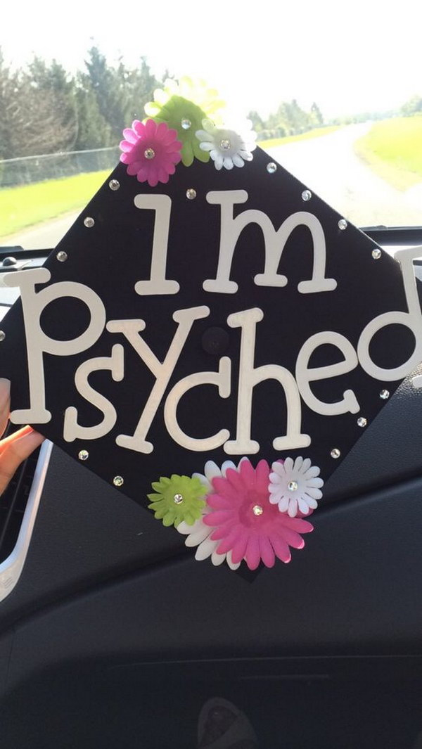 60 Awesome Graduation Cap Ideas Page 39 Foliver Blog