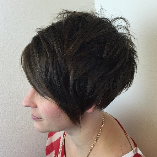 50 Overwhelming Ideas For Short Choppy Haircuts Page 6