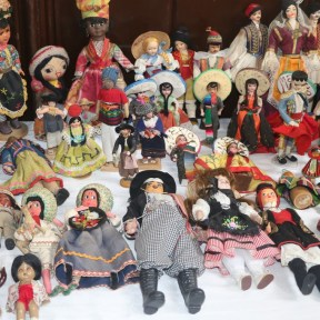 Ethnic Costume Dolls