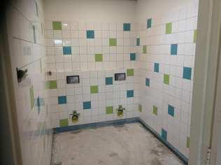 Vernieuwen sanitair en tegelwerk basisschool