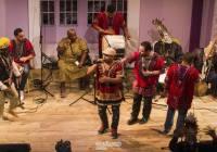 Tambores y Ritmo Cultural Entre Dos Naciones