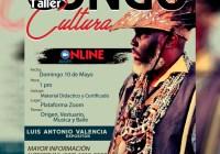 OFERTA: Paga $10 por un taller online de cultura Congo con GenteFOLK y Folklore Colonense (Valor $40).