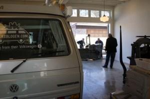one-van-in-one-van-out