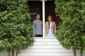 elia,margot-on-porch