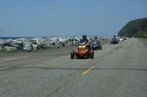 three-wheelers