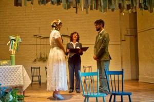 Elia and Margot's wedding