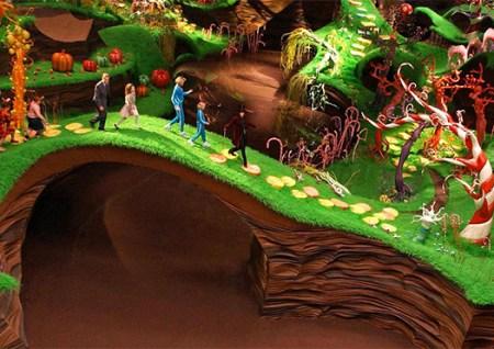 un prato di cioccolato - prato
