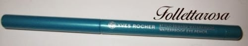 recensione stylo regard yves rocher