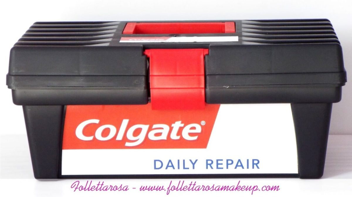 dentifricio colgate daily repair